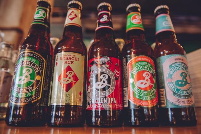 Brooklyn beers 1